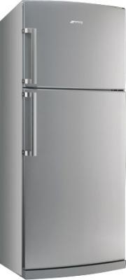Холодильник с морозильником Smeg FD48APSNF - Общий вид