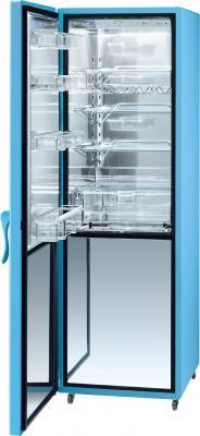 Холодильник с морозильником Smeg FPD34AS-1 - Общий вид