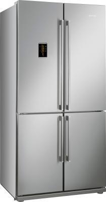 Холодильник с морозильником Smeg FQ60XPE - Общий вид