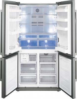 Холодильник с морозильником Smeg FQ60XPE - внутренний вид