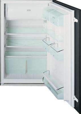 Холодильник с морозильником Smeg FL167A - Общий вид