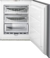 Морозильник Smeg VR105A - Общий вид