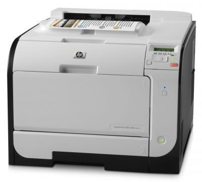Принтер HP LaserJet Pro 400 M451dw (CE958A) - общий вид