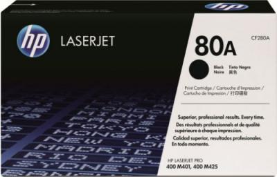 Картридж HP 80A (CF280A) - общий вид