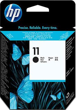 Картридж HP 11 (C4810A) - общий вид