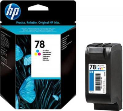 Картридж HP 78 (C6578A) - общий вид