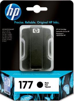 Картридж HP 177 (C8721HE) - общий вид