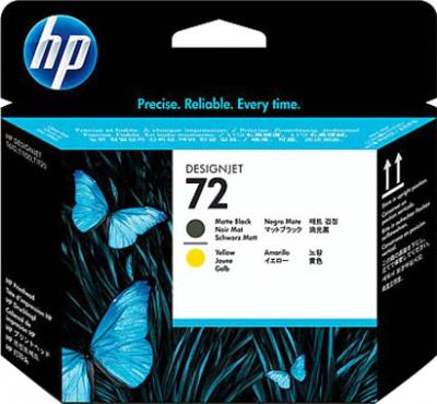 Печатающая головка HP 72 (C9384A) - общий вид