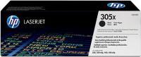 Тонер-картридж HP 305X (CE410X) -