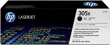 Тонер-картридж HP 305X (CE410X) - общий вид