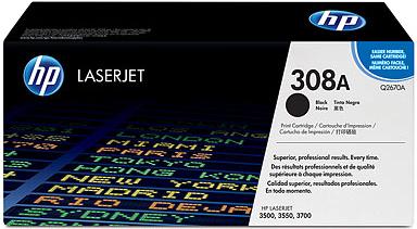 Тонер-картридж HP Q2670A - общий вид