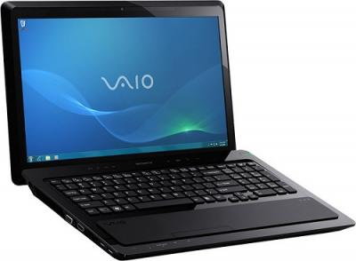 Ноутбук Sony VAIO VPCF23Z1R/BI - Главная