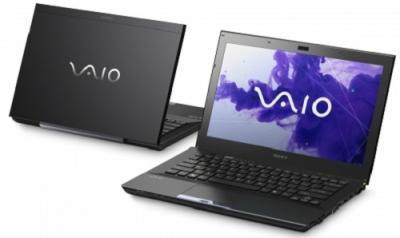 Ноутбук Sony VPCSA4S9R/XI - Вид с двух сторон