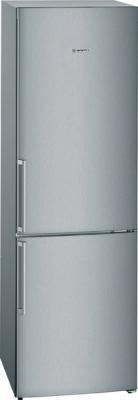 Холодильник с морозильником Bosch KGS39XL20R - вид спереди