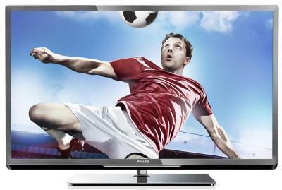 Телевизор Philips 32PFL5007T/60 - общий вид