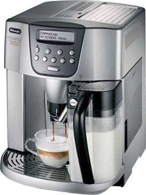 Кофемашина DeLonghi ESAM 4500 - общий вид