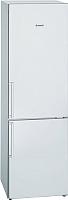 Холодильник с морозильником Bosch KGV39XW20R -