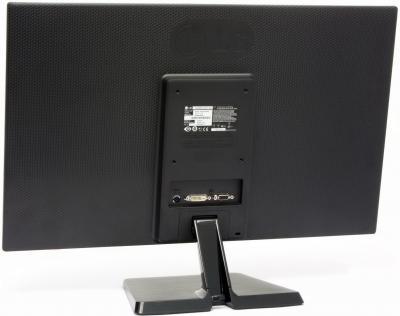 Монитор LG E2442T - вид сзади