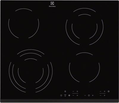 Электрическая варочная панель Electrolux EHF6343FOK - общий вид