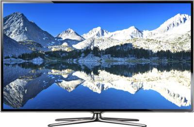 Телевизор Samsung UE55ES6540S - вид спереди