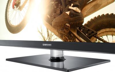 Телевизор Samsung PS51E6500ES - подставка