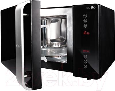 Микроволновая печь Gorenje GMO23ORAITO (Black) - с открытой дверцей 2