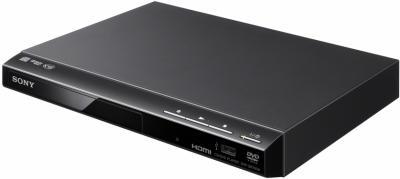 DVD-плеер Sony DVP-SR760HP - общий вид