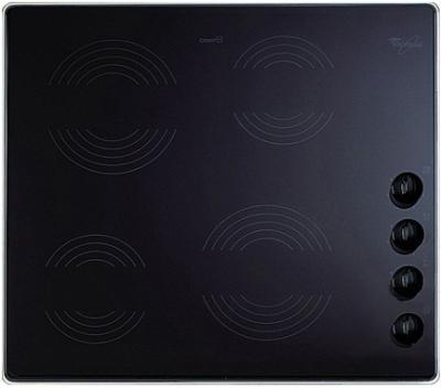 Электрическая варочная панель Whirlpool AKM 613/IX/01 - вид спереди