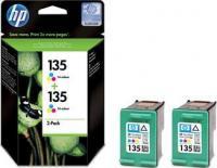 Комплект картриджей HP 135 (CB332HE) -