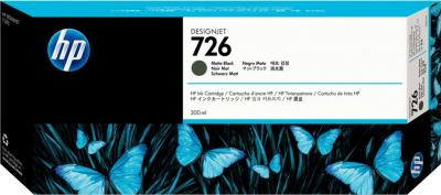 Картридж HP 726 (CH575A) - общий вид