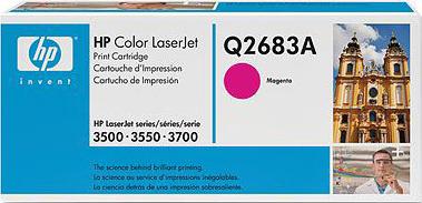 Тонер-картридж HP 311A (Q2683A) - общий вид