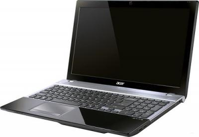 Ноутбук Acer Aspire V3-571G-32376G75Makk (NX.RZJEU.009) - Вид сбоку