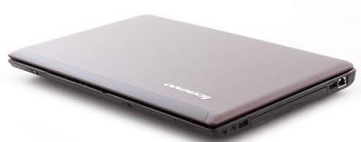 Ноутбук Lenovo IdeaPad Z570 (59322125) - Вид в закрытом виде