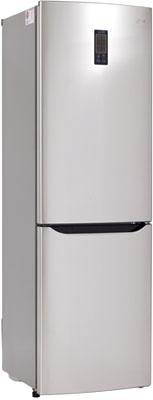 Холодильник с морозильником LG GA-B409SLQA - общий вид