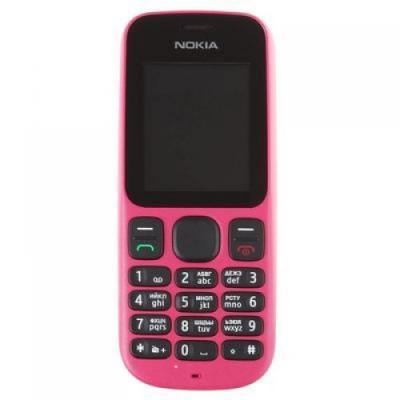 Мобильный телефон Nokia 100 Festival Pink - спереди