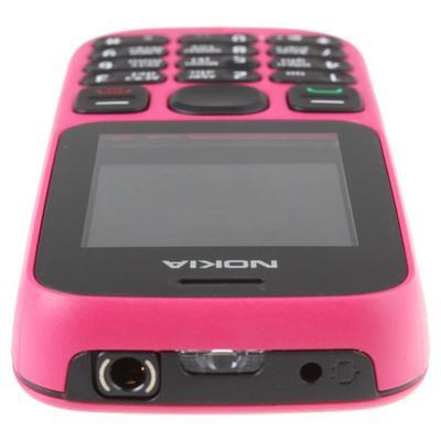 Мобильный телефон Nokia 100 Festival Pink - порты