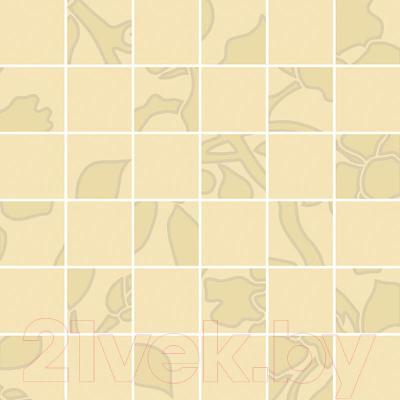 Мозаика для ванной Ceramika Paradyz Tessita Giallo (298x298)