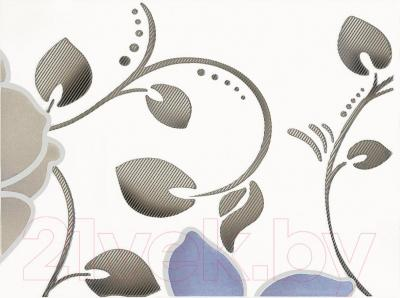 Декоративная плитка Ceramika Paradyz Tirani Blue A (333x250)