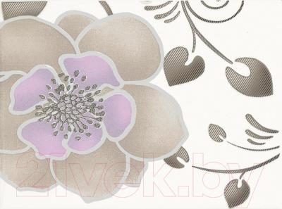 Декоративная плитка Ceramika Paradyz Tirani Viola C (333x250)