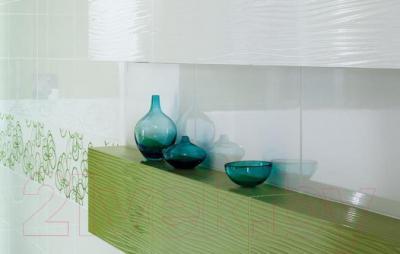 Плитка для стен ванной Ceramika Paradyz Vivida Bianco Struktura (600x300)