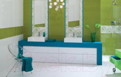 Плитка для стен ванной Ceramika Paradyz Vivida Blue Struktura (600x300)