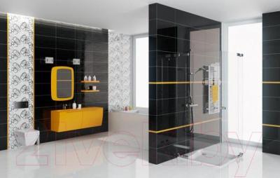 Плитка для стен ванной Ceramika Paradyz Vivida Giallo (600x300)