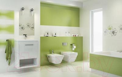 Бордюр для ванной Ceramika Paradyz Zefir (600x23)