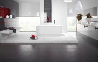 Бордюр для ванной Ceramika Paradyz Grigio (600x23)