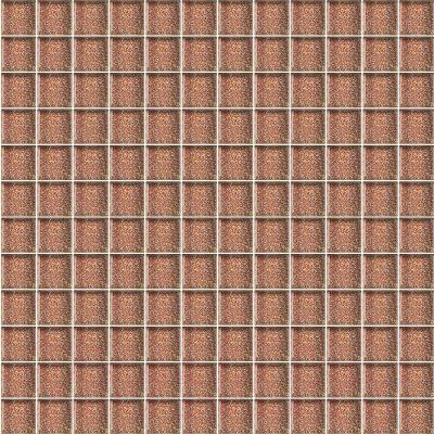 Мозаика Ceramika Paradyz Brokat Brown (298x298)