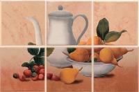 Декоративная плитка для кухни Ceramika Paradyz Панно Gloria Beige (300x200) -