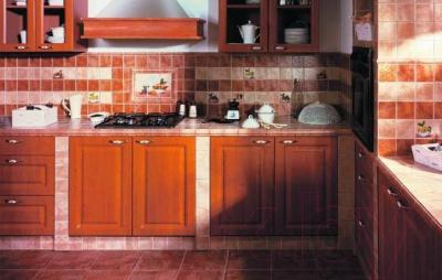 Декоративная плитка Ceramika Paradyz Gloria Beige Truskawka (100x100)