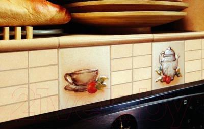 Плитка Ceramika Paradyz Vanilla Beige (100x100)