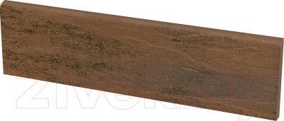 Цоколь клинкерный Ceramika Paradyz Semir Beige (300x81)