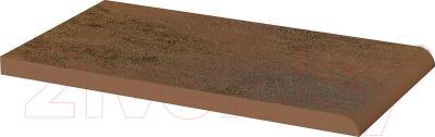 Парапет клинкерный Ceramika Paradyz Paradyz Semir Beige (245x135)